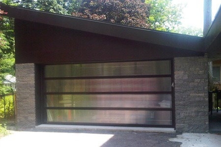 Polycarbonate Garage Doors in Vancouver with Thibault Gate and Access Control Systems & polycarbonate - Thibault Gates u0026 Access Control